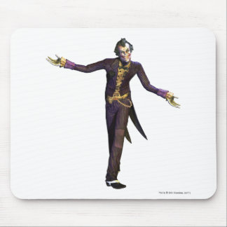 Joker Arms Out Mouse Pad