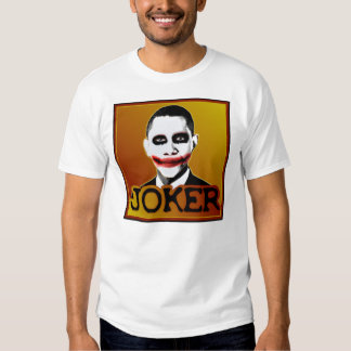 Joker Barack Obama Tshirt