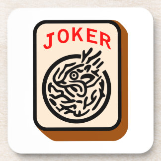 Joker Beverage Coaster