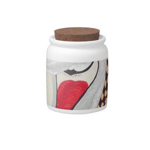Joker Candy Jars