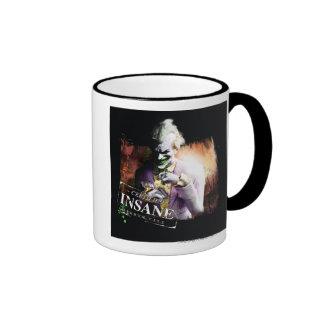 Joker - Certified Insane Ringer Mug