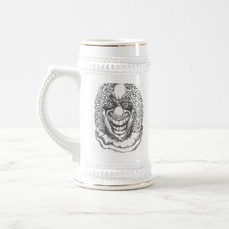 Joker Fight Card Beer Stein