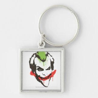 Joker Graffiti Keychain
