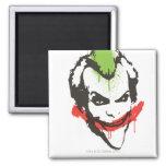 Joker Graffiti Refrigerator Magnet