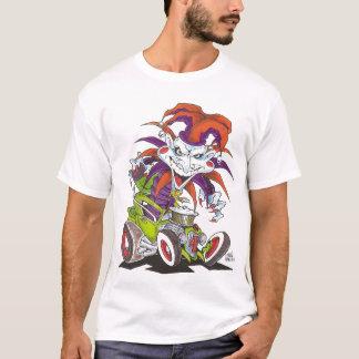 Joker in a Rat Rod T-Shirt