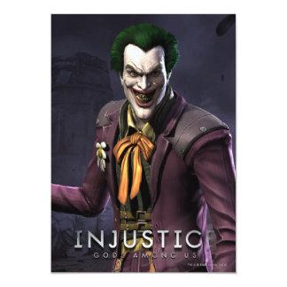 Joker Invitation