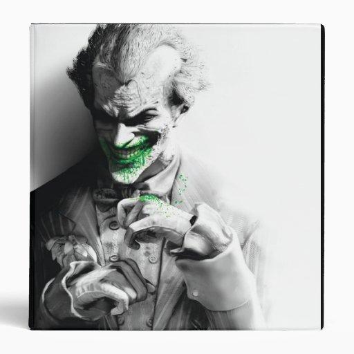 Joker Key Art Binder