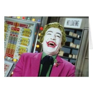 Joker - Laughing 4 Card