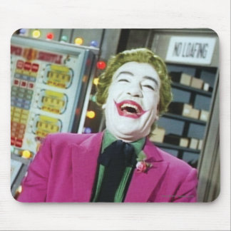 Joker - Laughing 4 Mouse Pad