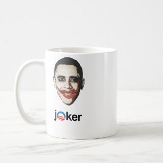 Joker Classic White Coffee Mug
