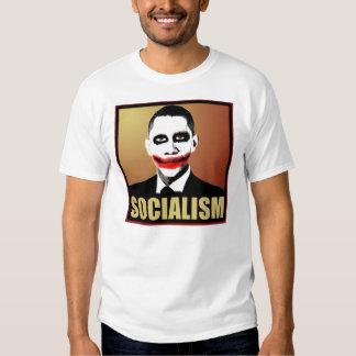 Joker Obama Socialism T Shirt