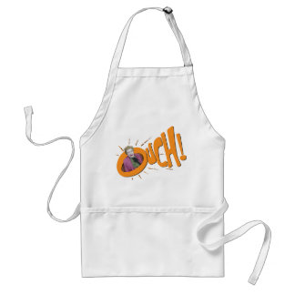 Joker OUCH! Adult Apron