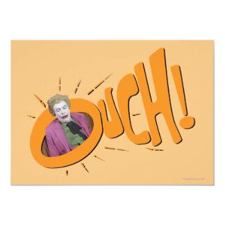 Joker OUCH! Card