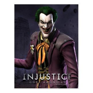 Joker Post Card