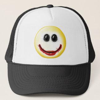 Joker Smiley Face Trucker Hat