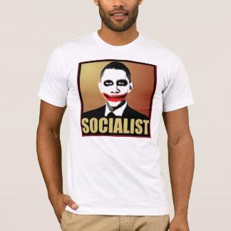 Joker Socialist Obama T-Shirt