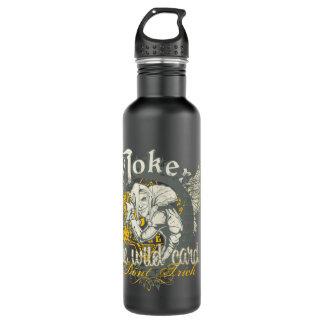 Joker Stainless Steel Water Bottle