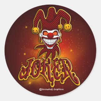 Joker Stickers
