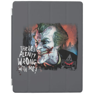 Joker - There's Plenty Wrong With Me! iPad Smart Cover