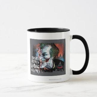 Joker - There's Plenty Wrong With Me! Mug