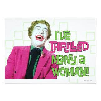 Joker - Thrill Card