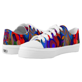 Jokers Wild Low-Top Sneakers
