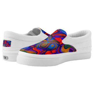 Jokers Wild Slip-On Sneakers
