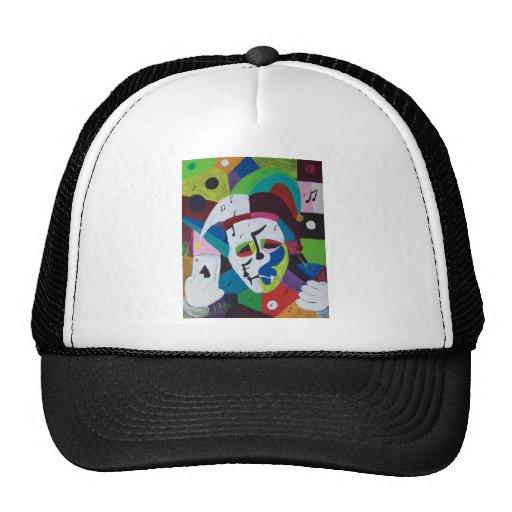 Jokers wild trucker hat