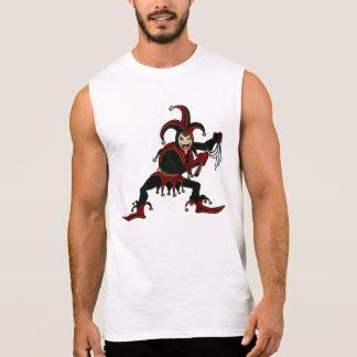 Jokerz Wylde WHITE Only Sleeveless T-shirt