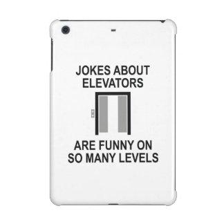 Jokes About Elevators iPad Mini Cover