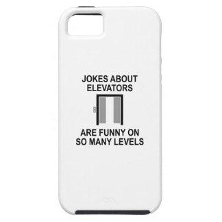 Jokes About Elevators iPhone SE/5/5s Case