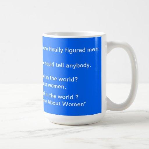 Jokes about men mug