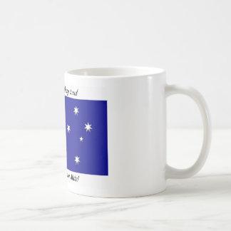 Jokey Australian Flag Coffee Mug