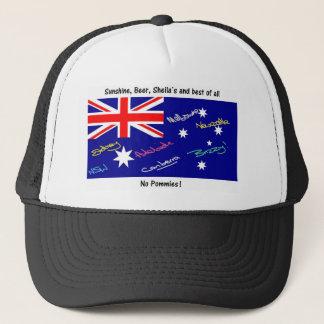 Jokey Australian Flag Trucker Hat