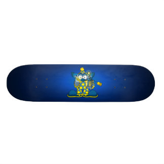 Jokey the Clown Skate Board