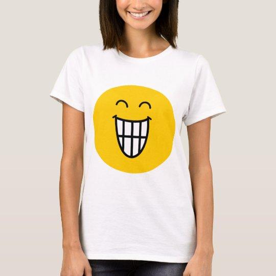 Joking around Smiley face T-Shirt