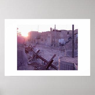 Jolan District, Fallujah Iraq Poster