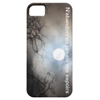 Jolie étuie inspirante pour Iphone 5 iPhone 5 Cover
