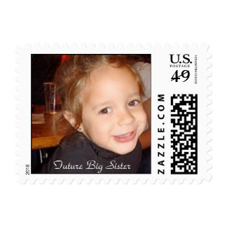 Jolie Future Big Sis Stamp