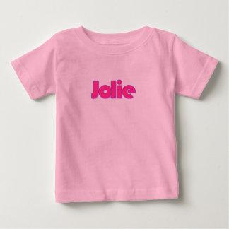 Jolie's t-shirt