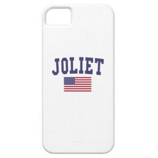 Joliet US Flag iPhone SE/5/5s Case