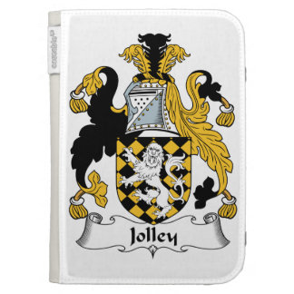 Jolley Family Crest Case For Kindle
