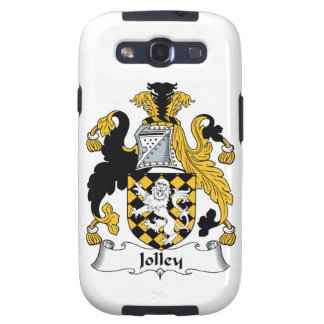 Jolley Family Crest Galaxy S3 Cover