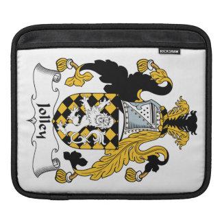 Jolley Family Crest iPad Sleeves