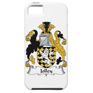 Jolley Family Crest iPhone 5 Covers