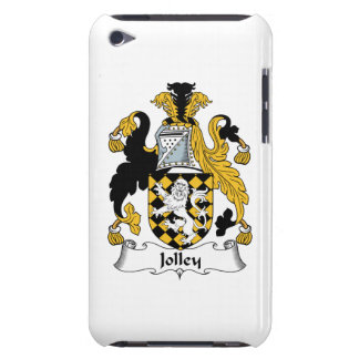Jolley Family Crest iPod Touch Cases