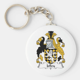 Jolley Family Crest Keychains