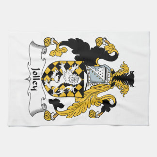Jolley Family Crest Kitchen Towels