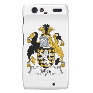 Jolley Family Crest Motorola Droid RAZR Covers