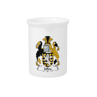 Jolley Family Crest Pitcher